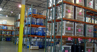 HPP warehouse
